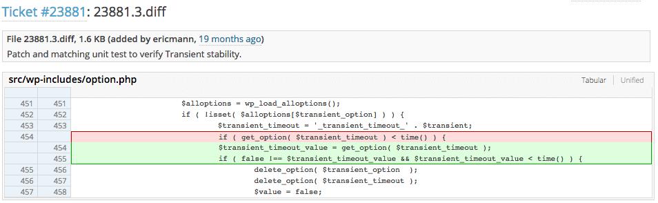 O que muda na função get_transient() no WordPress 4.3