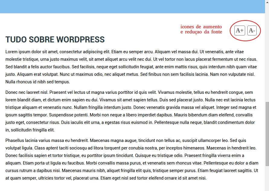 icon font image