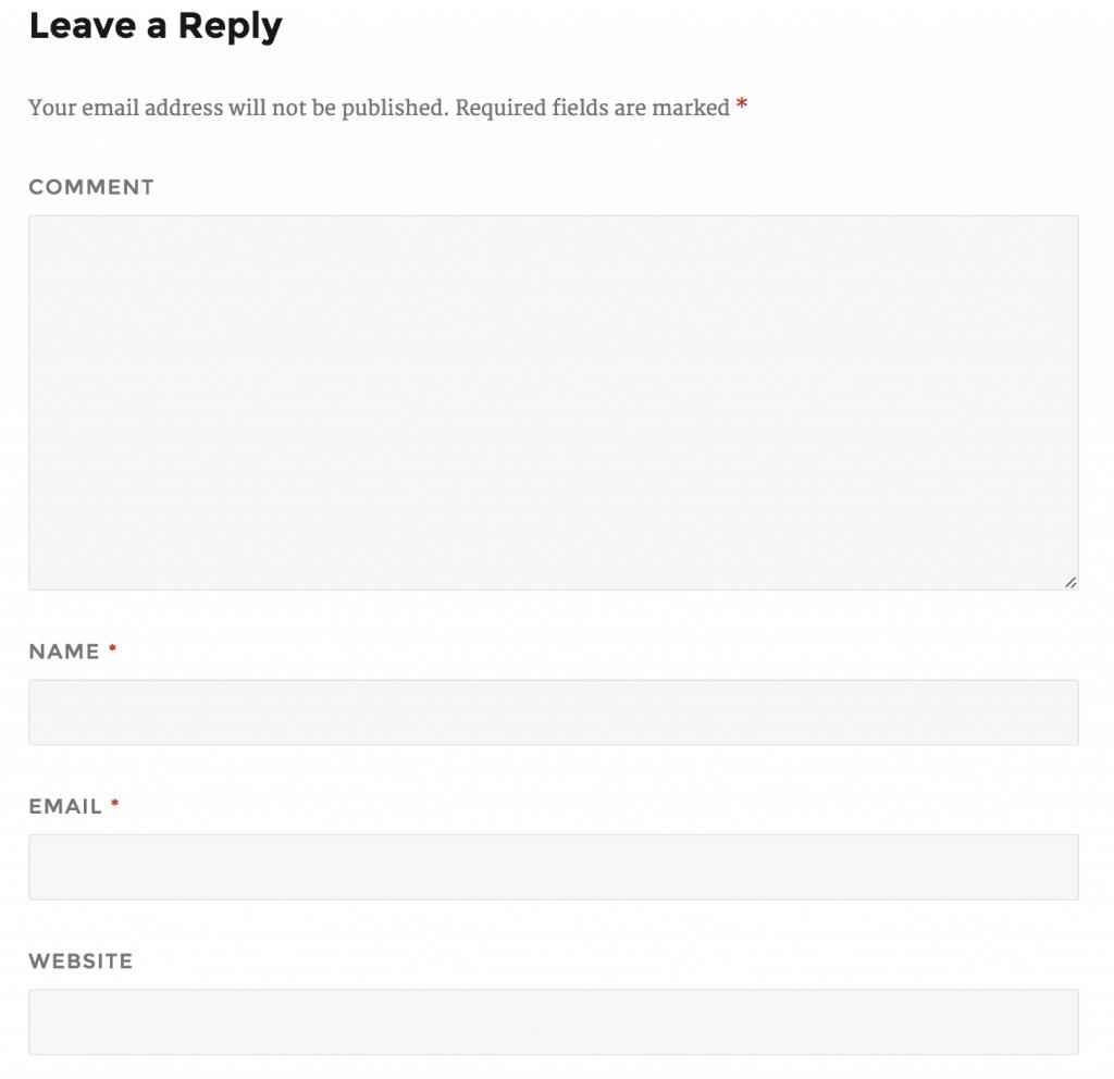 Formulário da nova versão 4.4