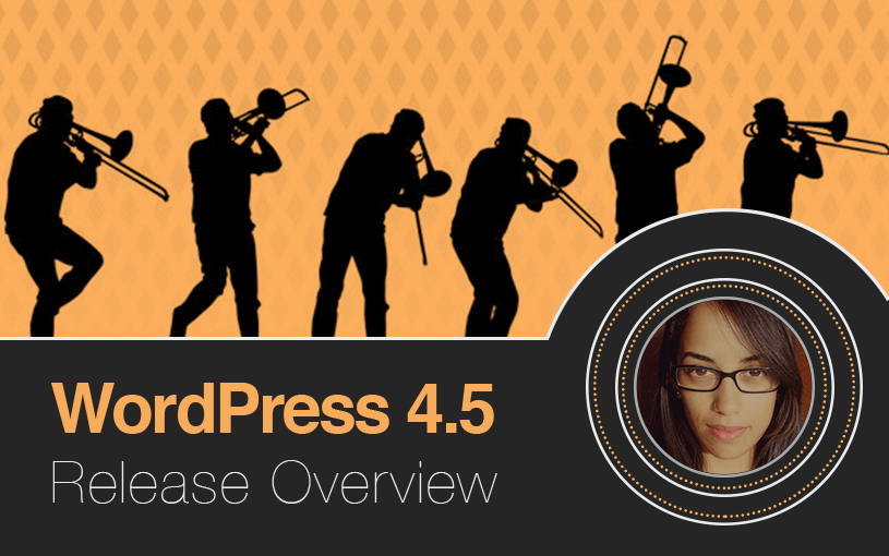 Release WordPress 4.5 Selective Refresh