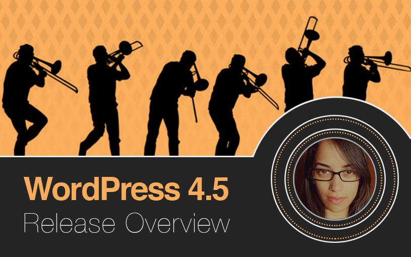 Release WordPress 4.5 Selective Refresh