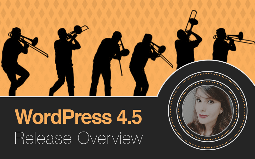 WordPress 4.5 - Editor