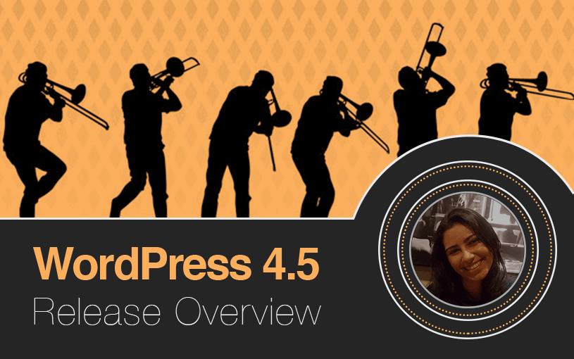WordPress 4.5 e a edição de termos