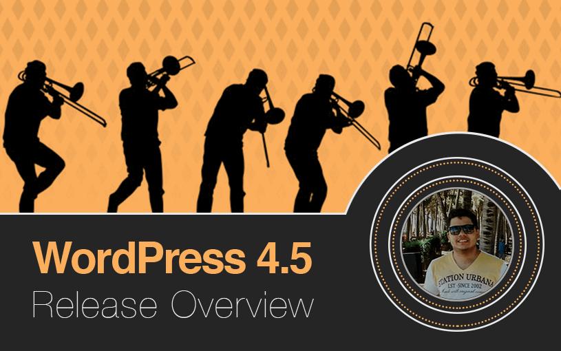 WordPress 4.5 - Pré-visualização responsiva