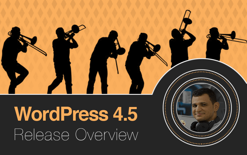 Performance no WordPress 4.5