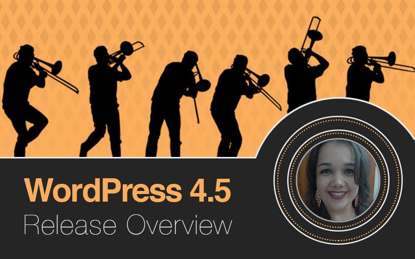 WordPress 4.5 - gestão de comentários