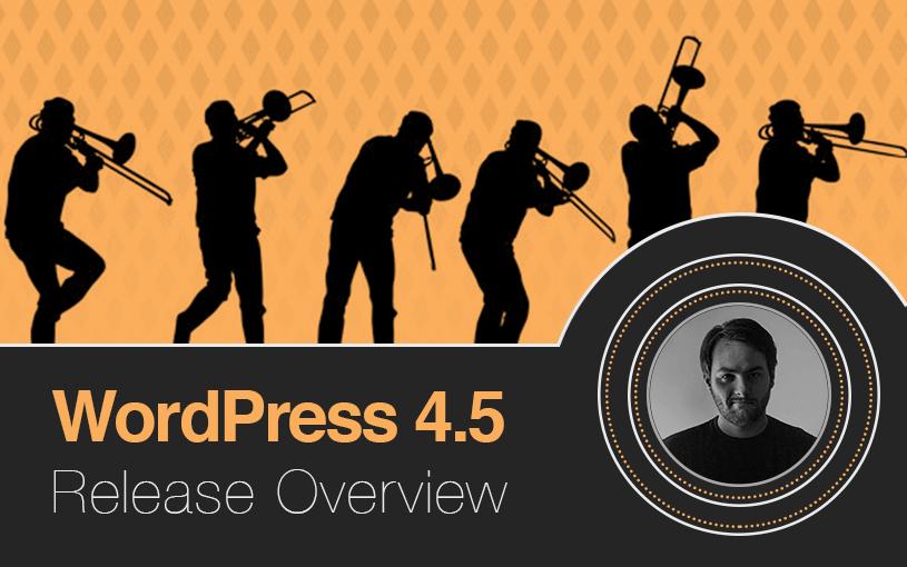 Login no WordPress 4.5