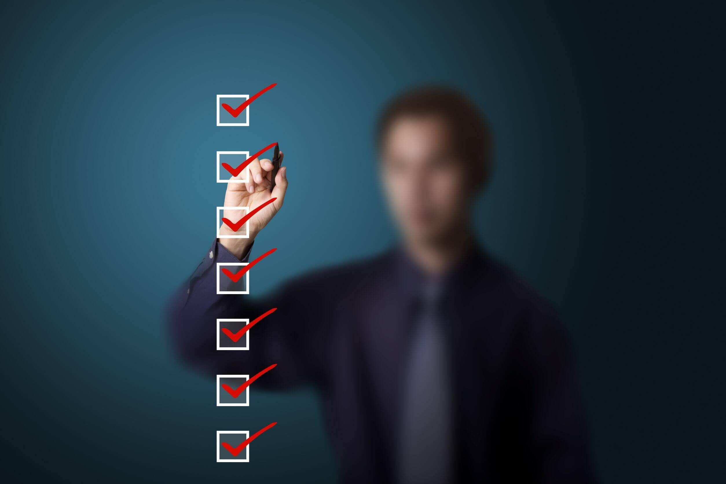 Checklist segurança WordPress