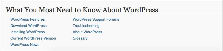Suporte gratuito WordPress 2