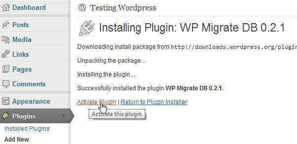 ativar-migrar-banco-de-dados-wordpress