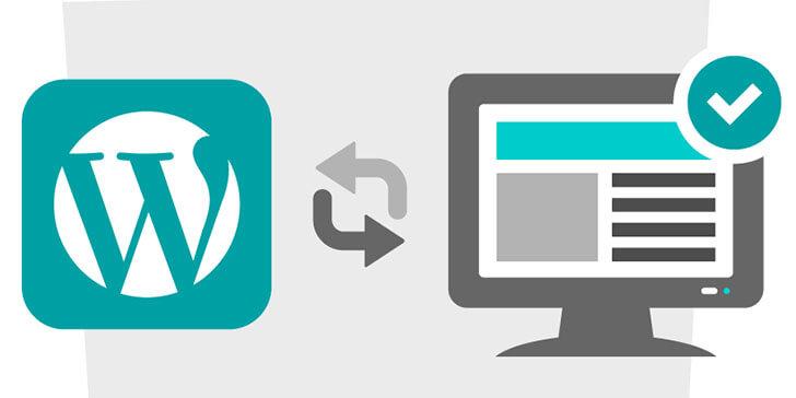 atualizações de segurança WordPress 1