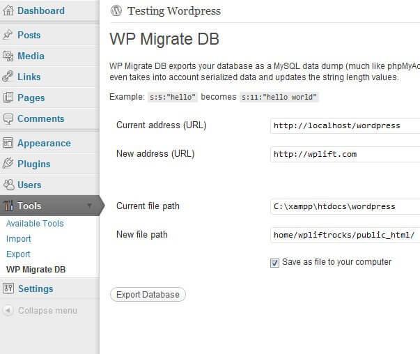 exportar-migrar-banco-de-dados-wordpress