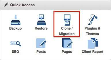 migrar wordpress novo host 2