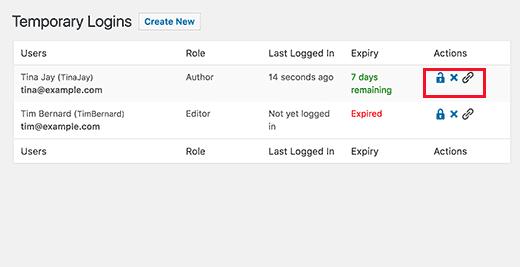 login-temporario-wordpress-gerenciamento