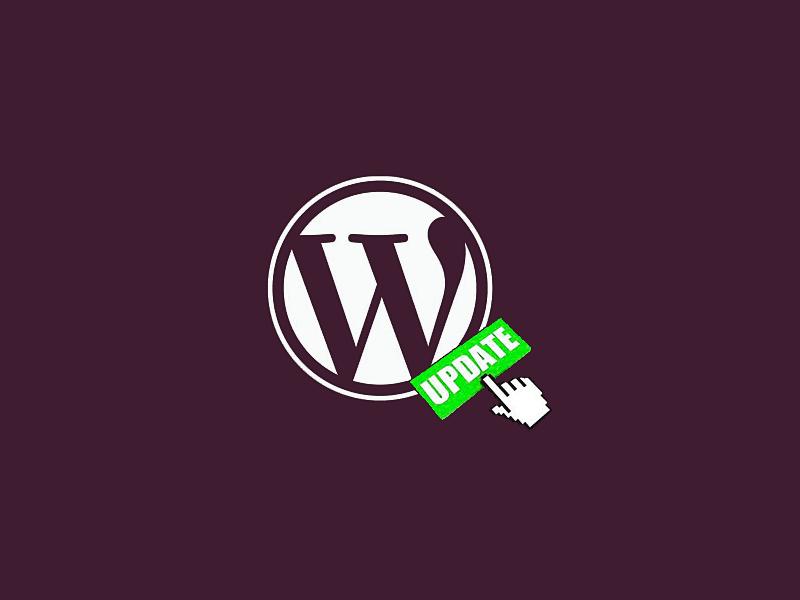 Atualizações no WordPress, como impactam seu investimento em um site.