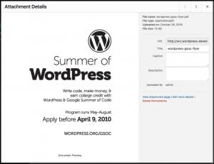 visualização de pdf gerada pra primeira página do arquivo