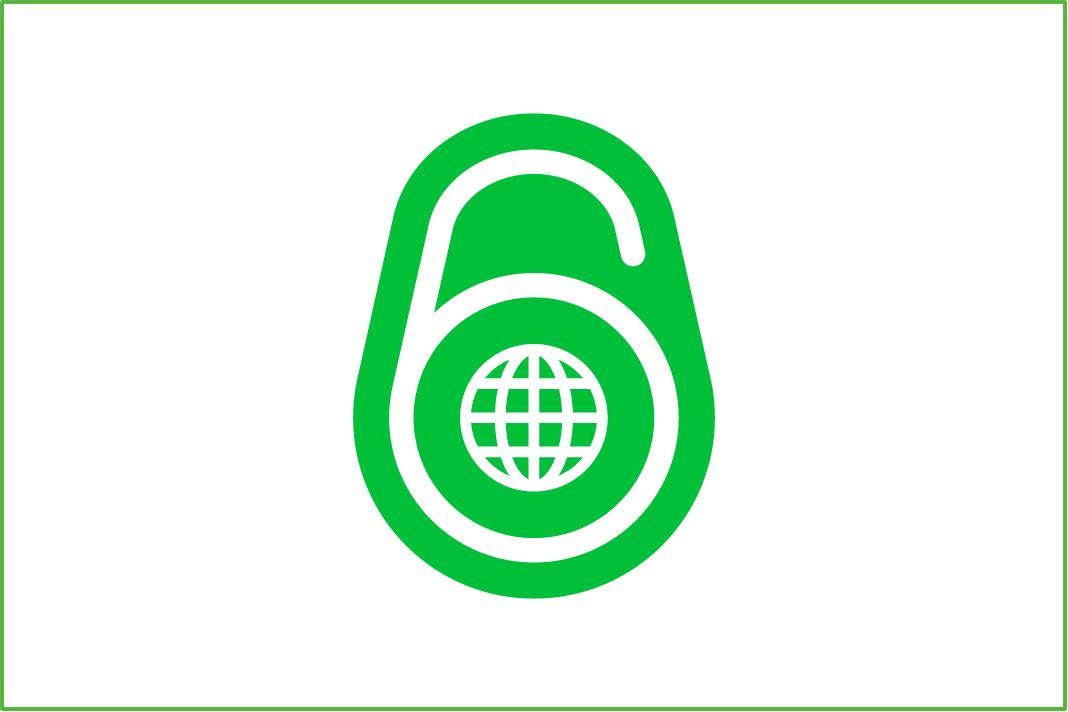 Logo do IPv6