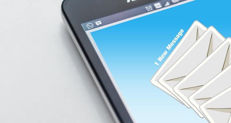 Solução de e-mail para pequenas negócios